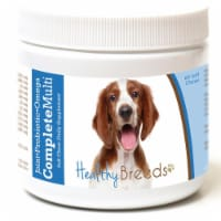 Healthy Breeds 192959009309 Welsh Springer Spaniel all in one Multivitamin Soft Chew - 60 Cou - 60