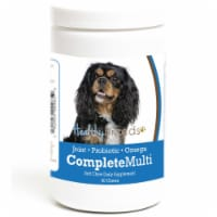 Healthy Breeds 192959009859 Cavalier King Charles Spaniel all in one Multivitamin Soft Chew - - 90