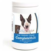 Healthy Breeds 192959010688 Miniature Bull Terrier all in one Multivitamin Soft Chew - 90 Cou - 90