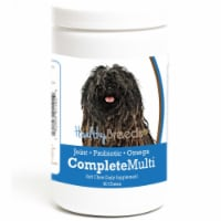 Healthy Breeds 192959011029 Pulik all in one Multivitamin Soft Chew - 90 Count