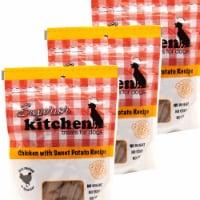 Superior Kitchen 192959810165 5 oz Chicken with Sweet Potato Recipe Dog Treats - Pack of 3 - 1