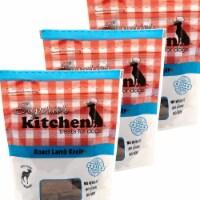 Superior Kitchen 192959810257 5 oz Roast Lamb Recipe Dog Treats - Pack of 3