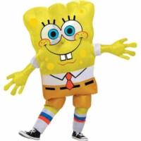 Disguise DG112289CH Spongebob Squarepants Inflatable Child Costume, Standard - OSFM - 1