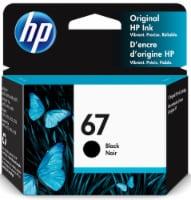 HP Original Ink 67 Ink Cartridge - Black