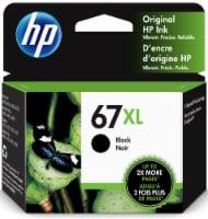 HP Original Ink 67XL Ink Cartridge - Black