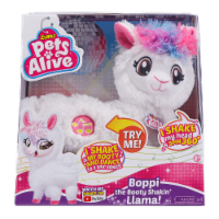 Zuru Pets Alive Dancing Boppi Llama Toy