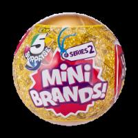 Zuru 5 Surprise Series 2 Mini Brands - Assorted - 1 ct