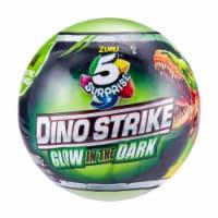 Zuru 5 Surprise™ Dino Strike Glow in the Dark Series 2 Dinosaur Figure - 1 ct