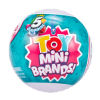 Zuru 5 Surprise Mini Brands Toy