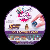 Zuru™ 5 Surprise Mini Brands Series 3 Collector's Case - 1 ct