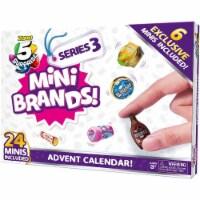 Zuru 5 Surprise Mini Brands Advent Calendar - Series 3 - 1