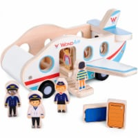WondAir Jet Playset