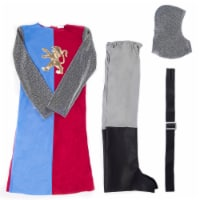Noble Knight Costume, 3-4