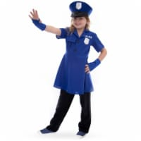 Proud Police Officer Costume, L