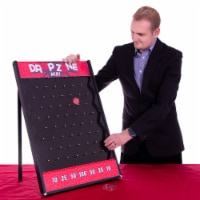 "Drop Zone Mini, 26"" x 19"" Portable Plinko Board"