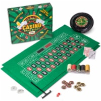 Casino Game Night   4 Games in 1
