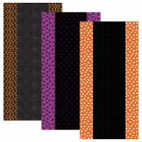 Halloween Tablecloths, 3-pack