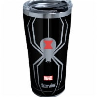 Black Widow 802485 Black Widow Stainless Steel Tervis Tumbler Travel Mug - 20 oz - 1