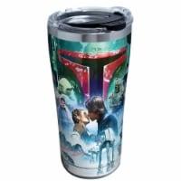 Star Wars 807807 Star Wars Empire Strikes Back 40th Anniversary Collage Tumbler - 20 oz - 1