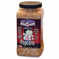 Great Northern Popcorn Premium Yellow Gourmet Popcorn, 7 Pound Jug - 1 unit