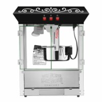 Great Northern 10 oz Perfect Popper Countertop Style Popcorn Machine Black - 1 unit