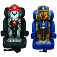 KidsEmbrace Nickelodeon Paw Patrol Harness Booster Car Seat(1 Marshall &1 Chase) - 1 Piece