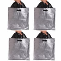 Reliance Products Double Doodie Plus Large Toilet Waste Bags, Gray (4 Pack) - 1 Piece