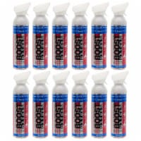 12 Pack 10L Boost Oxygen Stars and Stripes Pure Canned Oxygen Canister, Natural - 1 Piece