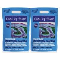 Coast of Maine Wiscasset Blend Earthworm Potting Soil, 8 Quart Bag (2 Pack) - 1 Piece