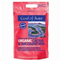 Coast of Maine Mount Desert Organic Cactus Succulent Mix, 8 Quarts (2 Pack) - 1 Piece