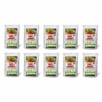 Brut Worm Farms Organic Worm Castings Soil Builder, 30 Pound Bag (10 Pack) - 1 Piece
