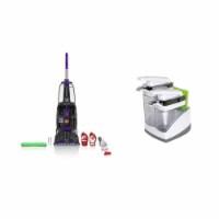 Hoover Power Scrub Elite Multi Floor Cleaner Machine w/ Casabella Sink Sider Duo - 1 Piece