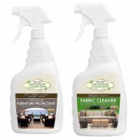 Star Brite Furniture Protectant Spray Bundle w/ Fabric Cleaner/Protectant, 32 Oz - 1 Piece