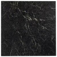 Achim Home Furnishings Nexus Peel & Stick Vinyl Floor Tile, Black Marble, 40Pk - 1 Piece