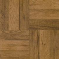 Achim Home Furnishings Nexus Peel & Stick Vinyl Floor Tile, Birch Parquet, 40 Pk - 1 Piece