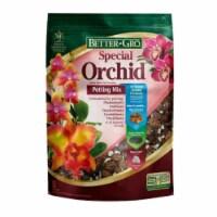 Sun Bulb Better-Gro Special Orchid Flower Potting Mix Garden Soil, 8 Qt (2 Pack) - 1 Piece