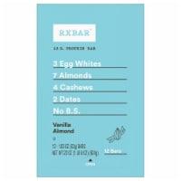 RXBAR Vanilla Almond Protein Bars 12 Count