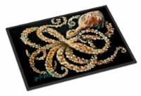 Carolines Treasures  MW1275JMAT Eye On You Octopus Indoor or Outdoor Mat 24x36 - 24Hx36W
