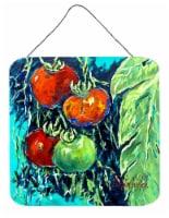 Carolines Treasures  MW1359DS66 Tomatoe Tomato Wall or Door Hanging Prints - 6HX6W