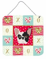 Carolines Treasures  CK5200DS66 French Bulldog Love Wall or Door Hanging Prints