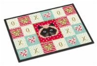 Colorpoint Persian Hymalayan Cat Love Indoor or Outdoor Mat 24x36