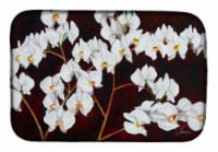 Carolines Treasures  FHC1003DDM Orchids by Ferris Hotard Dish Drying Mat