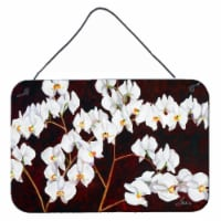 Carolines Treasures  FHC1003DS812 Orchids by Ferris Hotard Wall or Door Hanging