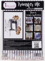 Dress My Craft Transfer Me Sheet A4-Sewing Era - 1