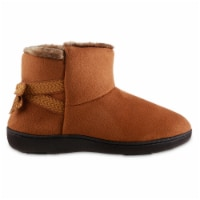 Isotoner­® Microsuede Nelly Trim Detail 360 Comfort Boot