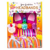 Just My Style Fun Fashion Headbands Set - 1 ct
