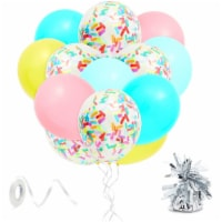 Sprinkle Balloons for Ice Cream Party (52 Pieces) - PACK