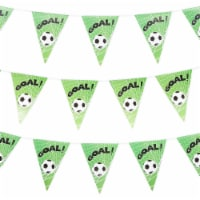 Soccer Birthday Party Supplies, Sports Theme Banners (11 ft, 3 Pack) - PACK