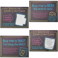 Bachelor Party Scratch-Off Cards (3 x 4 In, 30-Pack) - PACK