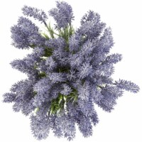 12x Artificial Fake Lavender Flowers Wedding Birthday Baby Bridal Shower Décor - Pack